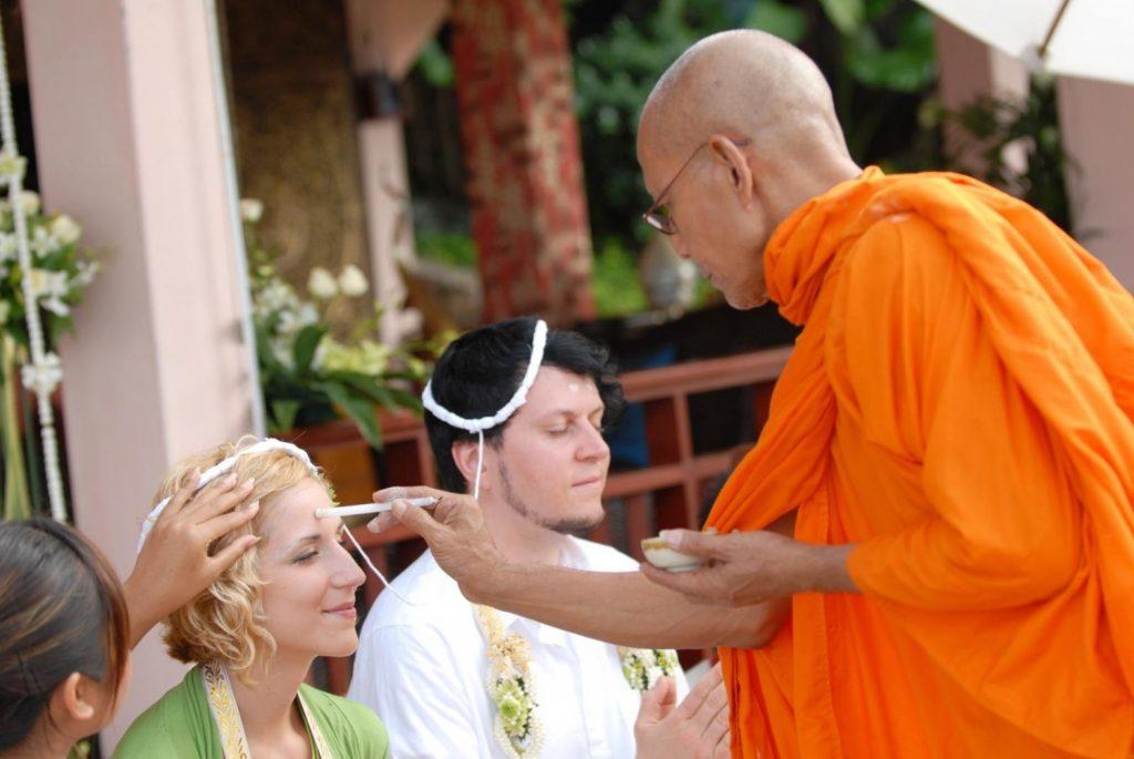Весь ритуал свадьбы